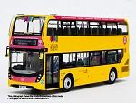 NORTHCORD UKBUS6510 ADL Enviro400MMC Yellow Buses Bournemouth